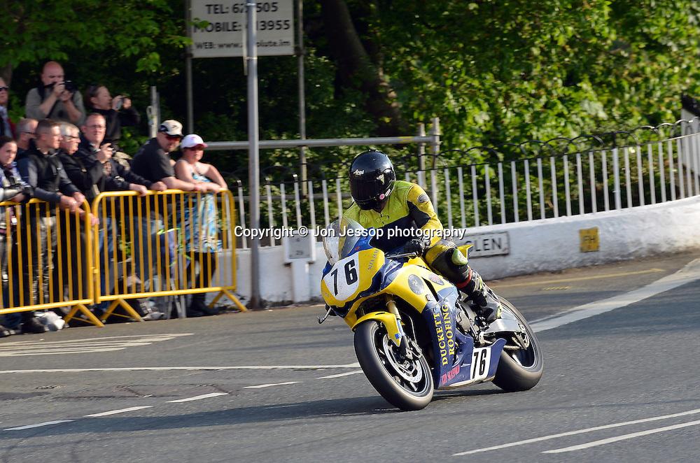 #76 Paul Duckett Honda