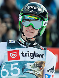 Peter Prevc of Slovenia during the Ski Flying Individual Qualification at Day 1 of FIS World Cup Ski Jumping Final, on March 19, 2015 in Planica, Slovenia. Photo by Vid Ponikvar / Sportida