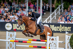 Rijkens Janine (GER), Cenito 4<br /> Balve - Longines Optimum 2019<br /> Dieter Graf Landsberg-Velen Gedächtnispreis<br /> Championat von Balve<br /> 15. Juni 2019<br /> © www.sportfotos-lafrentz.de/Stefan Lafrentz
