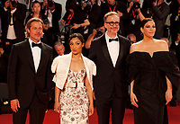 Venice, Italy, 29th August 2019, Brad Pitt, Ruth Negga, Director, James Gray and Liv Tyler<br /> at the gala screening of the film Ad Astra at the 76th Venice Film Festival, Sala Grande. Credit: Doreen Kennedy/Alamy Live News