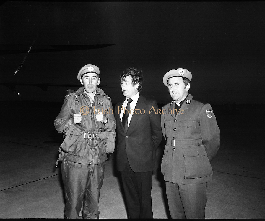 Department of Defence Forces for Lebannon UN Duty 05/06/1978