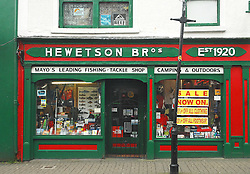 Hewetsons, Bridge Street, Westport...Pic Conor McKeown