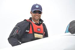 Eric Flageul, Stage d'entrainement avec l'equipe France de voile - Sonar a ENVSN, St Pierre de Quiberon