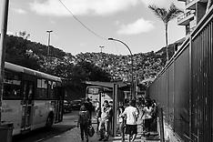 2016 Favela Rocinha in Gavea Rio de Janeiro