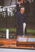 Henley on Thames,  United Kingdom, FISA President Thomas &quot;Tommi&quot; KELLER, 1988 Henley Royal Regatta, Henley Reach, Thames Valley, British Summertime.<br /> [Mandatory Credit, Peter SPURRIER/Intersport Images] <br /> <br /> Scans from Positives, April 2019