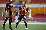 Bradford City's Danny Devine(24) during the EFL Sky Bet League 2 match between Bradford City and Northampton Town at the Utilita Energy Stadium, Bradford, England on 7 September 2019.