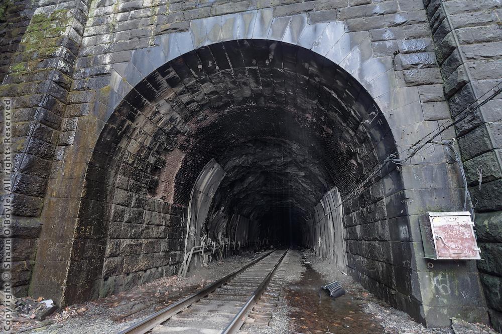 Hoosac Tunnel, East Portal, Florida, MA