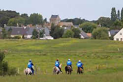 Jorge Leonardo Martinez Castro, (URU), Nagfour<br /> Alltech FEI World Equestrian Games™ 2014 - Normandy, France.<br /> © Hippo Foto Team - Leanjo de Koster<br /> 25/06/14