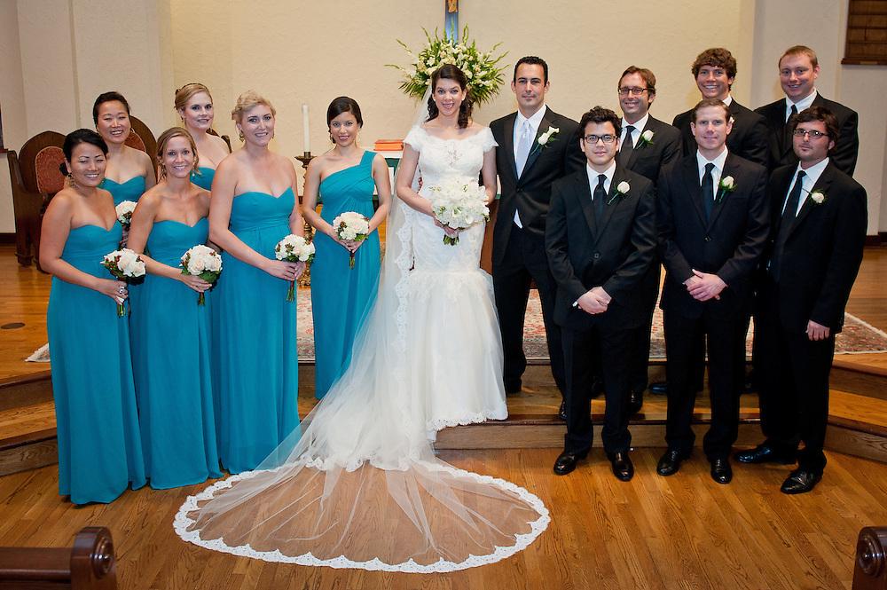 10/9/11 6:10:57 PM -- Zarines Negron and Abelardo Mendez III wedding Sunday, October 9, 2011. Photo©Mark Sobhani Photography
