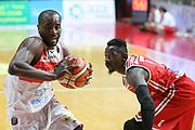 pallacanestro basket campionato 2016 2017 <br /> Varese openjobmetis Vs Pesaro :Eyenga Christian