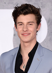 Shawn Mendes attending the Brit Awards 2019 at the O2 Arena, London. Photo credit should read: Doug Peters/EMPICS. EDITORIAL USE ONLY