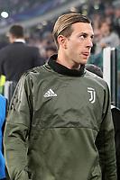 18.10.2017 - Torino - Champions League   -  Juventus-Sporting Lisbona nella  foto: Federico Bernardeschi