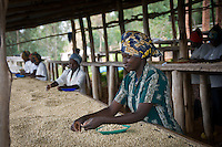 Musasa, Rwanda. 2011<br />