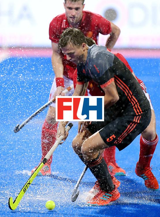 Odisha Men's Hockey World League Final Bhubaneswar 2017<br /> Match id:17<br /> England v Netherlands<br /> Foto: Thijs van Dam (Ned) <br /> COPYRIGHT WORLDSPORTPICS FRANK UIJLENBROEK