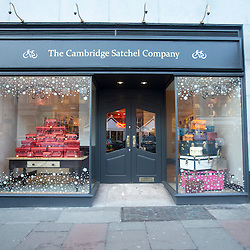 Julie Deane at The Cambridge Satchel Company