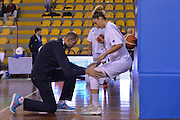Alessandra Formica, Matteo Panichi<br /> EuroBasket Women 2017 Qualifying Round<br /> Italia - Gran Bretagna<br /> Lucca, 19/11/2016<br /> Foto Ciamillo - Castoria