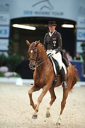 Hartung Amanda, (AUT), Wolkenritter<br /> Grand Prix Dressage München 2015<br /> © Hippo Foto - Stefan Lafrentz