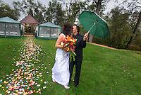 Debi and Gary Wedding in Auburn Ca, Saturday Sept 21, 2013.<br /> Photo Brian Baer