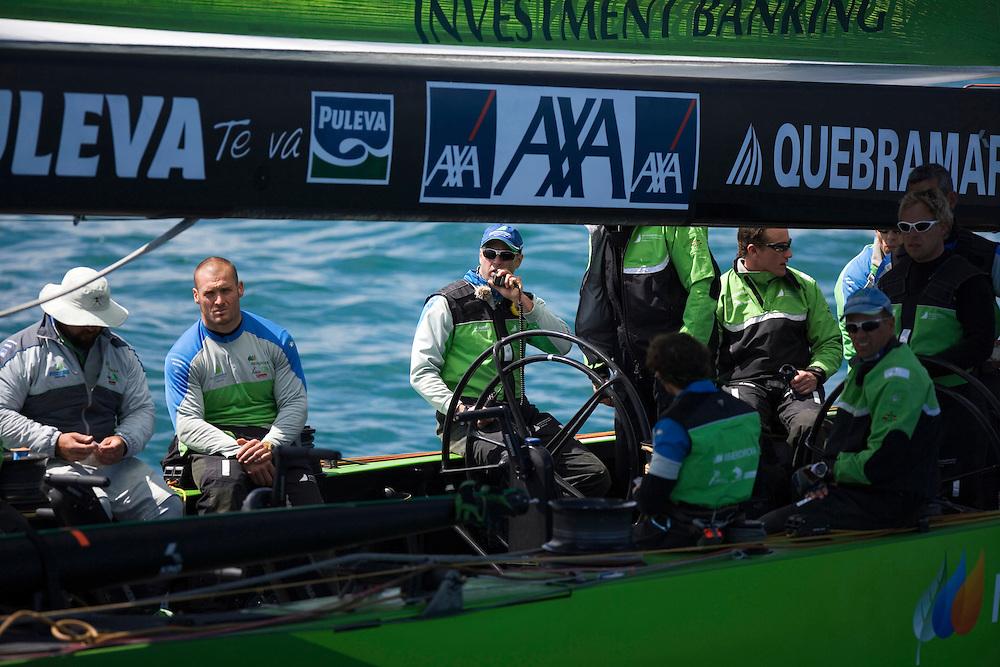 America's Cup/Louis Vuitton Act 13, Race 6. 7/4/07 Desafio Espanol (ESP)