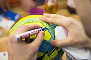 17.02.2016; Otelfingen; Fussball - Grasshopper Club Zuerich - Kids Camp 2016;<br /> <br /> (Claudia Minder/freshfocus)