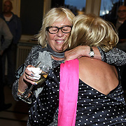 NLD/Amsterdam/20150128 - Boekpresentatie Willeke Alberti, Willeke en Herma Krabbe