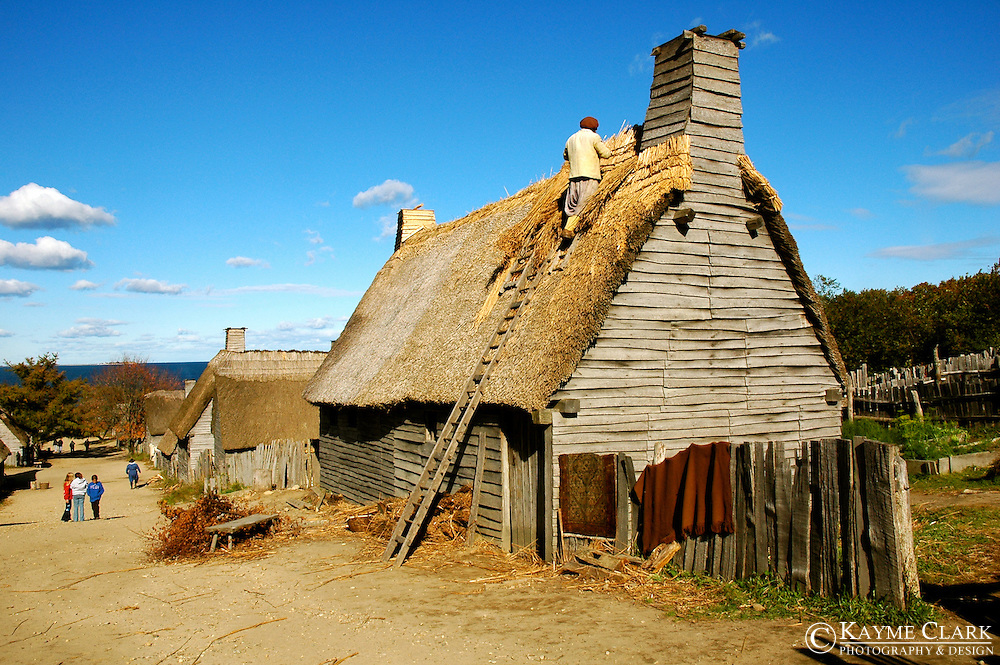 Plimoth Plantation - Plymouth, Massachusetts, United States of America