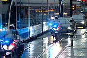 Koning Willem-Alexander en koningin Maxima houden de traditionele Nieuwjaarsontvangst voor Corps Diplomatique en internationale organisaties in het Koninklijk Paleis op de Dam, Amsterdam<br /> <br /> King Willem-Alexander and Queen Maxima hold the traditional New Year's reception for Corps Diplomatique and international organizations  in the Royal Palace on Dam Square, Amsterdam<br /> <br /> Op de foto / On the photo:  Koning Willem-Alexander en Koningin Maxima / King Willem-Alexander and Queen Maxima