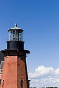 Block Island Southeast Lighthouse.