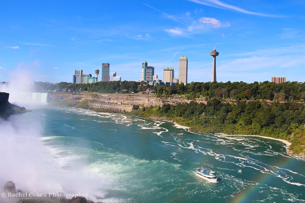 &quot;Maid of the Misty Rainbow&quot;  <br />