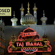 Trump Plaza Hotel and Casino on September 16, 2014 closed.<br />