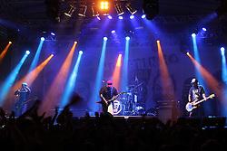 Raimundos no palco pretinho do Planeta Atlântida 2013/RS, que acontece nos dias 15 e 16 de fevereiro na SABA, em Atlântida. FOTO: Marcos Nagelstein/Preview.com