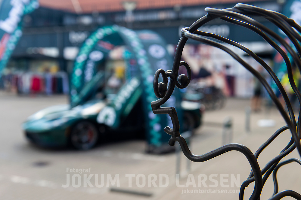 Jason Watt - Ford GT