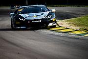 August 25-27, 2017: Lamborghini Super Trofeo at Virginia International Raceway. Brandon Gdovic, Ashley Freiberg (Pro), DAC Motorsports, Lamborghini Palm Beach, Lamborghini Huracan LP620-2