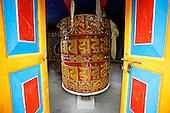 Nepal - Praying Wheels