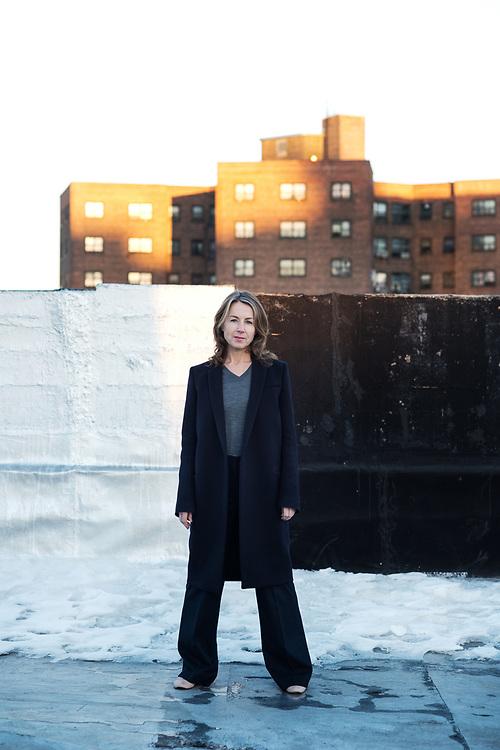 Heleen Mees . economist .  NYC