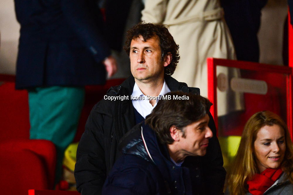 Gilles GRIMANDI - 17.03.2015 - Monaco / Arsenal - 1/8Finale Retour Champions League<br />Photo : Dave Winter / Icon Sport