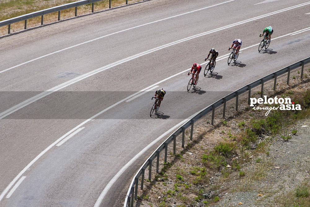 Tour of Turkey 2015/ Stage 3/ Kemer to Elmali/ 165 km/