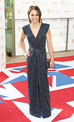 Kelly Holmes  arriving at the British Academy Television Awards in London, Sunday , 27th May 2012.  Photo by: Stephen Lock / i-Images