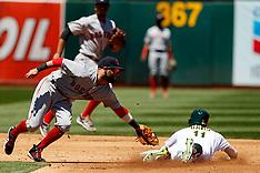 20170520 - Boston Red Sox at Oakland Athletics
