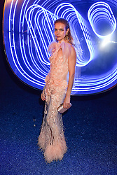 Natalia Vodianova at the Warner Music & Ciroc Brit Awards party, Freemasons Hall, 60 Great Queen Street, London England. 22 February 2017.