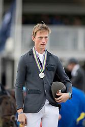 De Boer Julian, NED<br /> FEI World Breeding Jumping Championships for Young horses - Lanaken 2016<br /> © Hippo Foto - Dirk Caremans<br /> 18/09/16