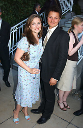 SHEBAH RONAY and JOHNNY YEO at a party hosted by Andrew neil and The Business Newspaper held at The Ritz, Piccadilly, London on 12th July 2005.<br /><br />NON EXCLUSIVE - WORLD RIGHTS