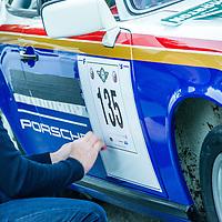Car 135 Phil Stroud David Harris Porsche 911 SC