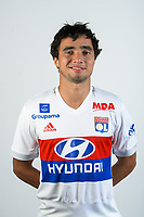 Rafael Da Silva during Photoshooting of Lyon for new season 2017/2018 on September 27, 2017 in Lyon, France. (Photo by Damien lg/OL/Icon Sport)