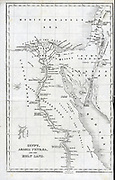 Egypt, Arabia Petrea, and the Holy Land [Including Sinai] by Stephens, John L., 1805-1852 Publication date 1850.