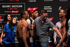 UFC Fight Night: Belfort vs Gastelum - 10 March 2017