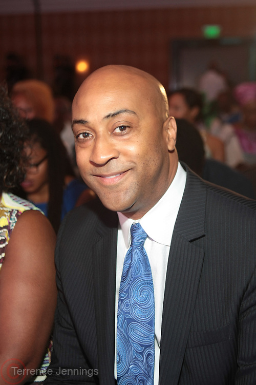 Miami Beach, Florida, NY-June 23: Mark Pitts, VP & General Manager, Coca Cola attends the 2012 American Black Film Festival Winners Circle Awards Presentation held at the Ritz Carlton Hotel on June 23, 2012 in Miami Beach, Florida (Photo by Terrence Jennings)