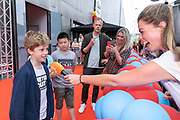 2019, June 02. Pathe ArenA, Amsterdam, the Netherlands. Mees Kingston at the dutch premiere of The Secret Life of Pets 2.
