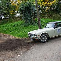 Car 50 Nicolas Geigy Philipp Leibundgut Triumph TR6
