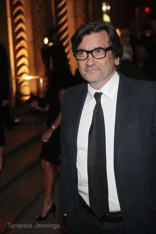 12 January 2010-New York, NY- Griffin Dunne at The National Board of Review of Motion Pictures Awards Gala (Outside Arrivals) held at Cipriani 42nd Street on January 12, 2010 in New York City. Photo Credit: Terrence Jennings/Sipa